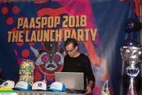 Paaspop 2018 launch party