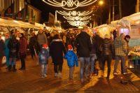 Kerstmarkt, Molenstraat, 2017