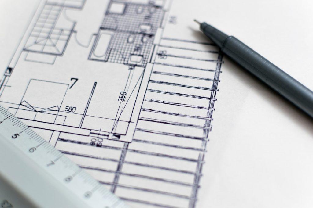 De Schakel, huis bouwen